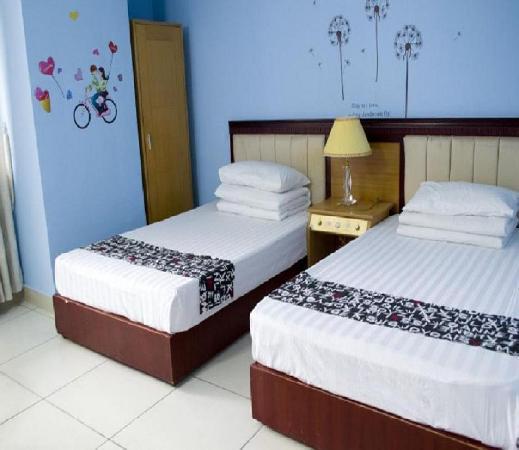 Haishan Family Hotel: A栋-阳台舒适标准间