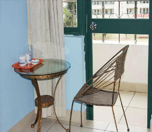 Haishan Family Hotel: A栋-舒适标准间阳台