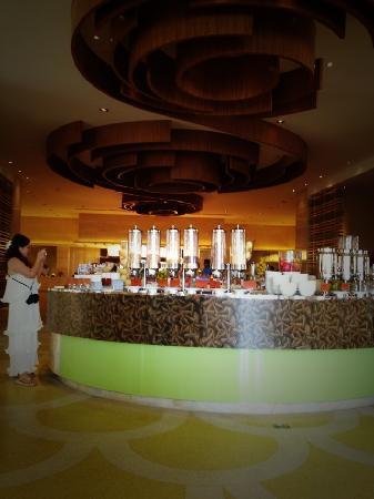 Sheraton Sanya Haitang Bay Resort: 早餐餐厅