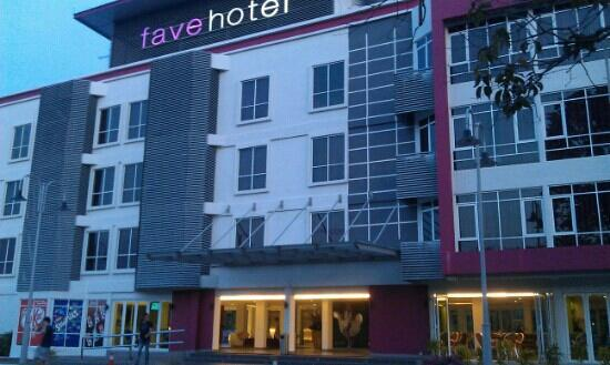 Favehotel Cenang Beach Fave Hotel