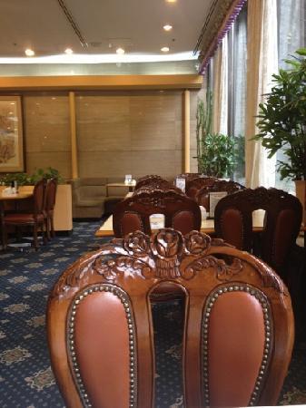 Hotel Capital : 早餐大厅