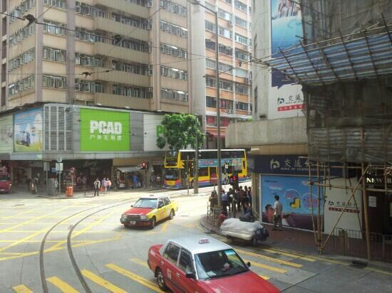 Hong Kong Hennessy Road