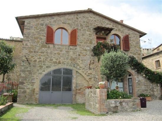 Porta Castellana: 建筑