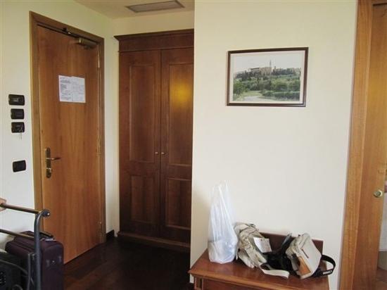 Piccolo Hotel La Valle Pienza: 室内