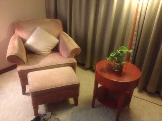 Guangye Jinjiang Hotel: 沙发
