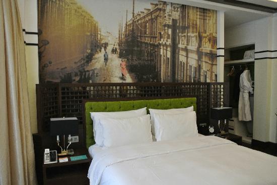 Hotel Indigo Tianjin Haihe, an IHG hotel