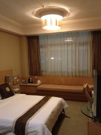 Oceanwide Hotel : 酒店房间