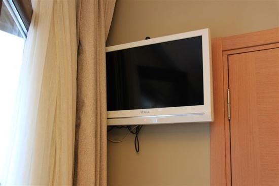 Taya Hatun Hotel: 电视