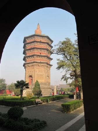 Wenfeng Tower of Anyang