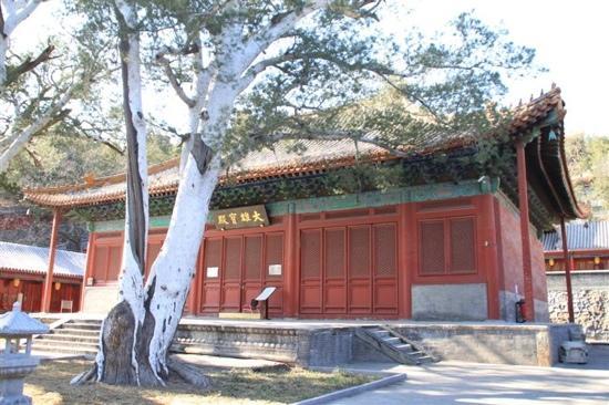 Fahai Temple : 建筑