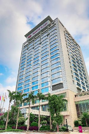 Crowne Plaza Wing On City Zhongshan Hotel