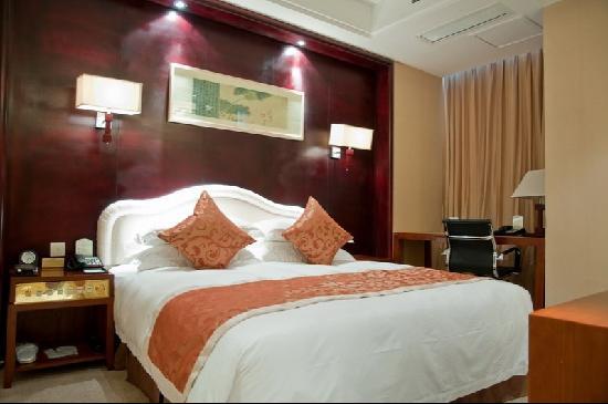 Xixi 598 Hotel: 舒适客房