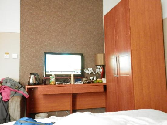 Tiantong Hotel : PA180176