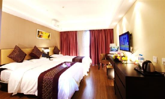 Super 8 Hotel Chengdu LI du Wei Gang: 家庭房