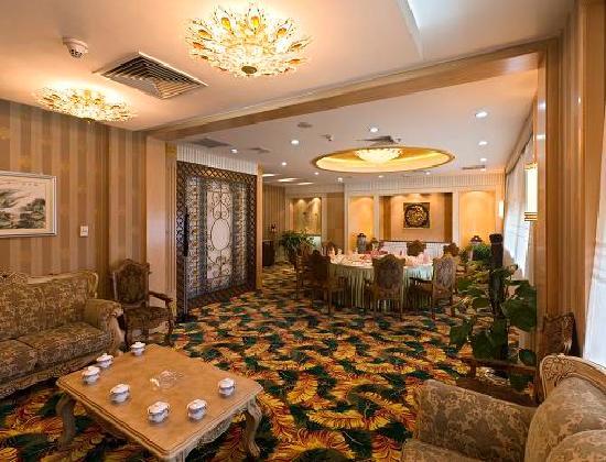 Guan Du Hotel: 餐厅包房