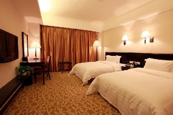 Hongbo Meisha Hotel: 雅致双人房