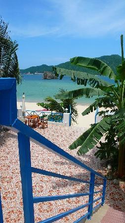 Yuehai Beach Resort Sanya: 楼梯