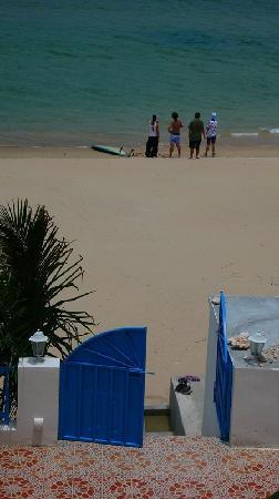 Yuehai Beach Resort Sanya: 小蓝门