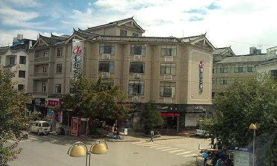 Jinjiang Inn Lijiang Qixing Street
