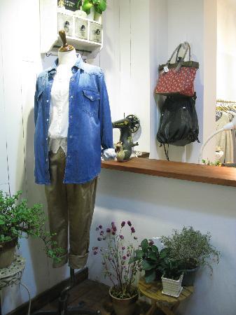 Huan Huan 1st Shop