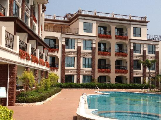 Sanya Yalong Bay Sintra Suites Hotel: 景观