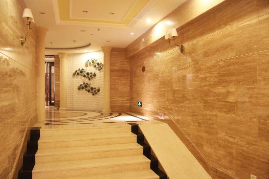 Sanya Yalong Bay Sintra Suites Hotel: 走廊