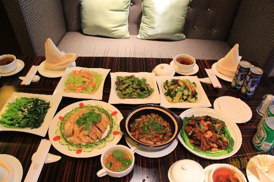 Sanya Yalong Bay Sintra Suites Hotel: food