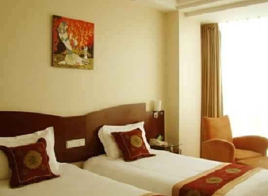 Luban Yizhou Hotel: 客房