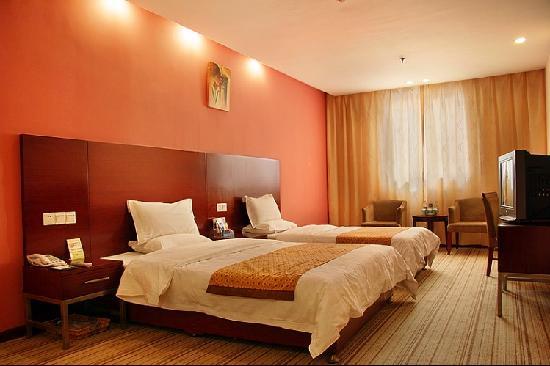Jiujiu Impression Theme Hotel: 房间