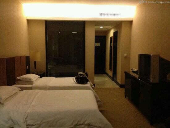Starway King Garden Hotel: 房内