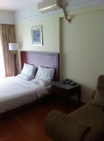 Xinghui International Hotel: 珠江新城价格实惠的宾馆