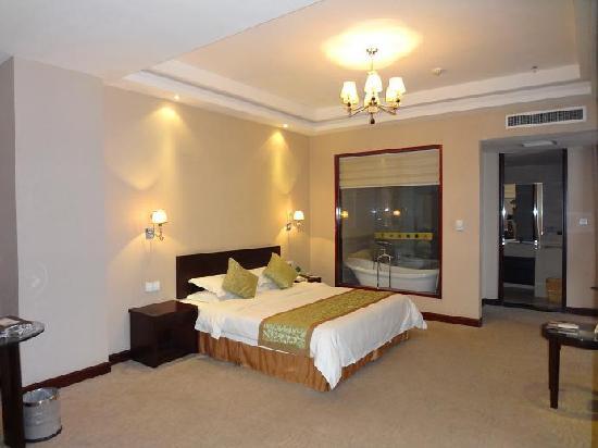 香江国际大酒店香江花苑店