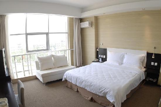 Biway Fashion Hotel (Puyang Lianhua): 观景大床房