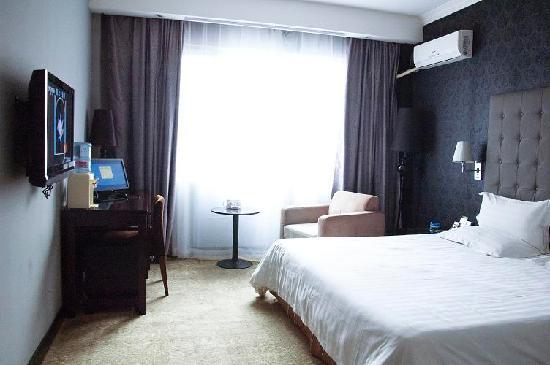 Biway City Inn Puyang Jianshe Road: 风格大床房
