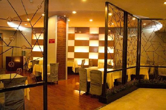 Biway City Inn Puyang Jianshe Road: 早餐厅