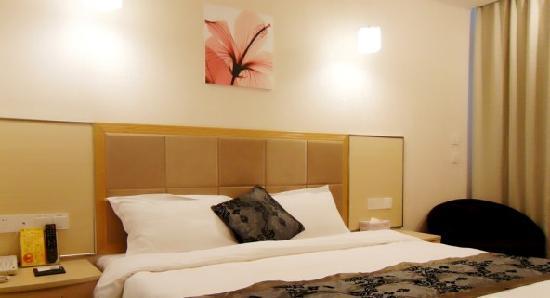 Shatoujiao Hotel: 豪华大床房