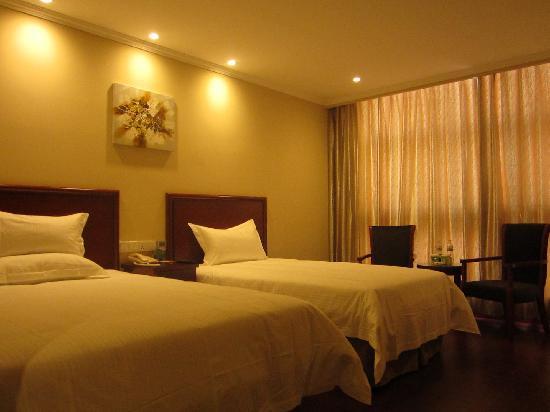 GreenTree Inn Qingdao Jiaozhou Datong Mansion Express Hotel
