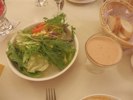 Ma Die Er Western Restaurant: 菜