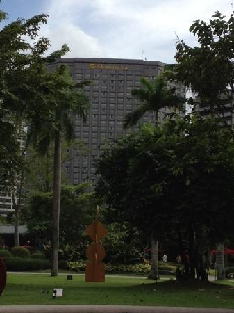 Makati Shangri-La Manila: shangrila