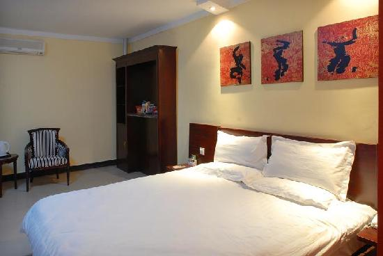 Biway Express Hotel (Puyang Jingkai Road): 商务大床房