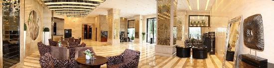 Huahong Hotel : 酒店大堂
