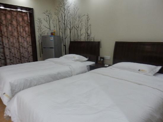 Sixiangjia Apartment Changsha Xingsha Shangdu: 标间