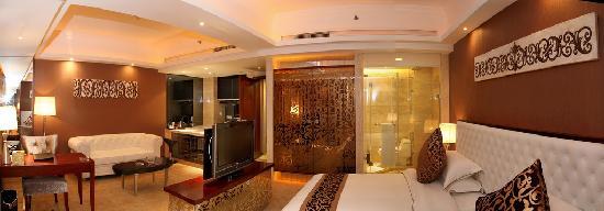 Huahong Hotel : 舒适客房
