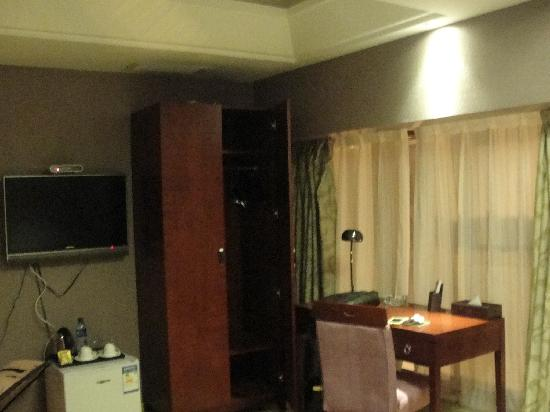 Yongtai Junyue Hotel : Front