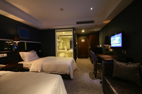 Jinkadao Hotel : 普通标准间