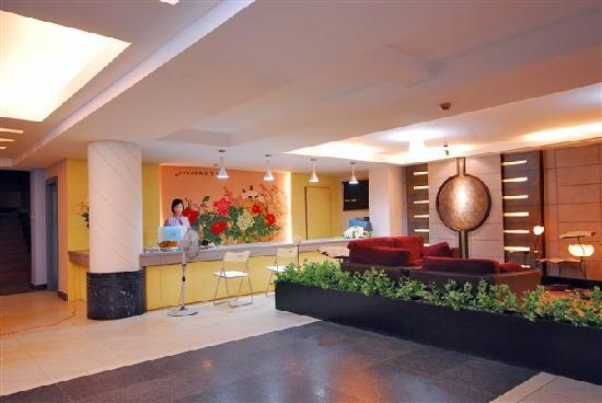 Tongde Holiday Hotel : 大厅