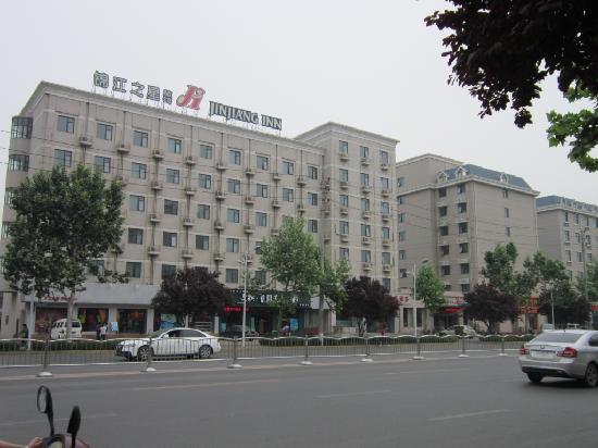 Jinjiang Inn Zhenzhou Hanghai Middle Road