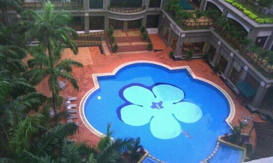 Mahkota Hotel Apartment: 一