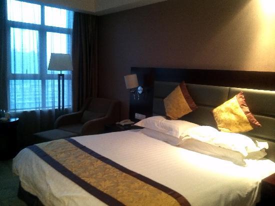 Shidai Haojue Hotel: 大床
