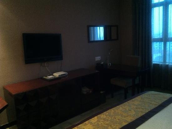 Shidai Haojue Hotel: 电视